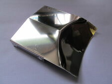 06-7730S NORTON DOMINATOR REAR ENGINE COVER PLATE STAINLESS STEEL