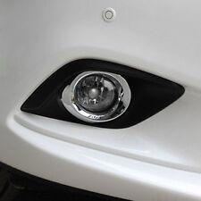 chrome front fog light cover trim For New Mazda6 ATENZA 2013 2014