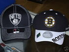 Adidas Brooklyn Nets S M Hat Structured Flex Fit Nwt