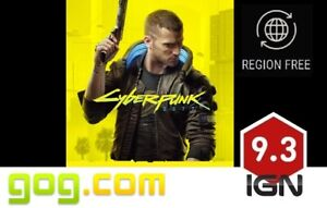 Cyberpunk 2077 [PC] GOG Download Key - FAST DELIVERY