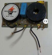 Monacor DN-4 - 3-Wege-Weiche für 8 Ohm für Lautsprecherselbstbau *aus Nachlass*