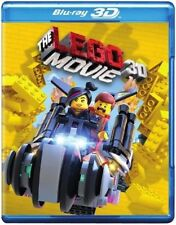 THE LEGO MOVIE 3D lego BRAND NEW blue-ray dvd combo DIGITAL EDITION blueray 3 D