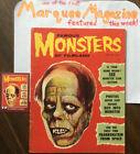 famous+monsters+of+filmland+magazine+%233+G%2B+Good+plus+%40+Monster+Card%21
