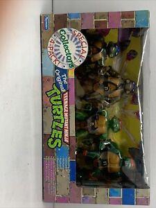 Teenage Mutant Ninja Turtles Collectors Special 4-Pack Vintage1992
