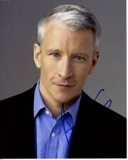 ANDERSON COOPER signed autographed photo