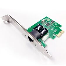 NEW PCI-E Express Gigabit Ethernet Network Adapter Card LAN GBE NIC Realtek