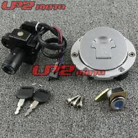 Ignition Switch Lock Key Gas Cap Set For Honda CBR900 CBR919 893 CBR600 F2 F3