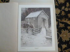 Vern Hippensteal lot of five Signed and Numbered Limited Edition Prints