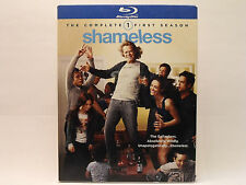 Shameless The Complete First Season (Blu-ray Disc, 2011, 2-Disc Set)