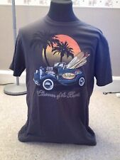Beach Puritan Tee Shirt Big Kahuna Cotton Tee Shirt Adult Large (H 0217)
