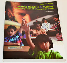 Teaching Reading and Writing : Combined Skills, Strategies, and Literature by...