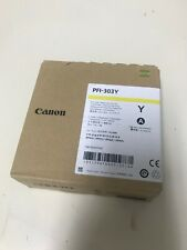 Genuine Canon PFI-310Y YELLOW Ink Cartridge iPF810 iPF815 iPF820 iPF825 07/2019