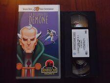 La ricerca del demone (Le avventure di Batman e Robin - Vol. 12) VHS Warner rara