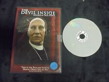 """USED DVD """"The Devil Inside"""" Inspired By A True Story"""""""