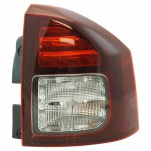 TYC FITS FOR COMPASS 2014 2015 2016 2017 REAR TAIL LAMP W/LED RIGHT PASSENGER