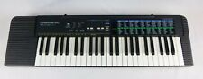 Realistic Concertmate 670 100 Rhythm Sounds Portable Electronic Keyboard 42-4-12