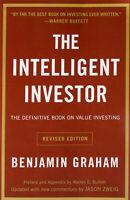 The Intelligent Investor by Benjamin Graham, Jason Zweig (Electronic version)
