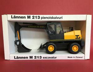 Emek of Finland 1/25 Lannen M213 Excavator No60070 MIB
