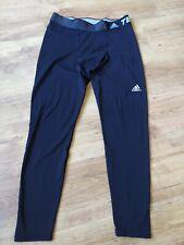 Mens Adidas Techfit Compression, Sports Running Leggings. Size L
