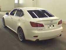 Painted LEXUS 05-12 IS250 IS350 Sedan OEM type trunk spoiler all color◎