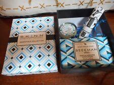 VANILLA ABSOLUTE Skinn LIP 6X+Beekman 1802 9 oz Goat Milk SOAP BAR+LIP BALM+BOX