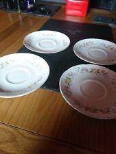 Mayfair Staffordshire 4 Saucers