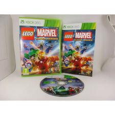 Lego Marvel Super Heroes - Xbox 360 - En Muy Buen Estado - 5051893143416