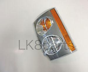Genuine Land Rover Turn Parking Lamp Light LH Driver Side Range M62 03-05 New