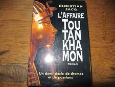 L'affaire Toutankhamon JACQ 1993