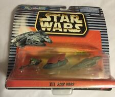 Star Wars Micro Machines The Original Scale Miniatures 1997 First Wave Set VII