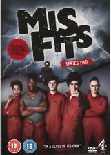 [DVD] Misfits: Series Two