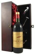 1979 Chateau Clos du Notaire presented in a gift box with accessories