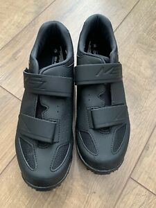 Mens Shimano ME1 SH-ME100 Black MTB cycling Shoes size 44