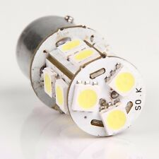 New 1156 R10W BA15S 13 LED 5050 SMD P21W White Car Tail Turn Signal Bulb 12V