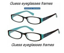 Guess kids eyeglasses frames 100% authentic brown GU9048 $60 price tag brand new