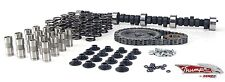 COMP CAMS K12-600-4 THUMPR SBC CHEVY 262 350 400 CAMSHAFT KIT SPRINGS TIMING SET