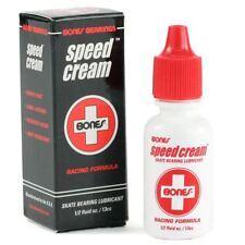Bones Speed Cream Skateboard Bearing Lubricant Give Racing Formular New