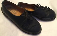 Dr Doc Martens England Made Black Leather Gibson 1461 Oxford Shoe UK 9, US 11