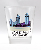SAN DIEGO CALIFORNIA SHOT GLASS SHOTGLASS