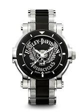 New Harley Davidson by Bulova #78A109 Men's Watch