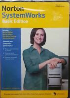 Symantec Norton System Works Basic Edition Windows XP Home / XP Pro 2006