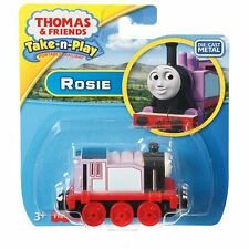 Thomas & Friends Take-n-Play Rosie Die Cast New In Sealed Package Free Shipping