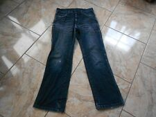 H9111 Wrangler Roxboro Jeans W31 L32 Dunkelblau mit Mängeln