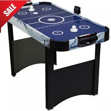 Air Hockey Table Indoor Sports Family Game Room Electronic Scoring Pushers 48""