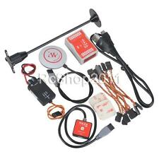 DJI Naza-M Lite Flight Control System with BEC LED M8N GPS Compass Module US