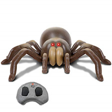 Discovery Kids RC Moving Tarantula Spider, Wireless Remote Control Toy for Kids,