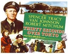 THIRTY SECONDS OVER TOKYO (1944)  SPENCER TRACY VAN JOHNSON & ROBERT WALKER  DVD