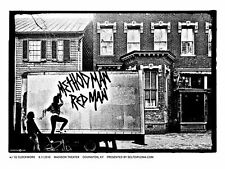 Method Man & Redman August 2010 LE Gig Poster