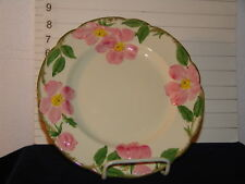 Franciscan Desert Rose Plate 6.5 inches USA Vintage