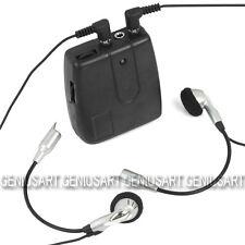 Motorcycle Motorbike Helmet Wired Intercom 2-Way Headset Mic for iPod MP3 150 mW